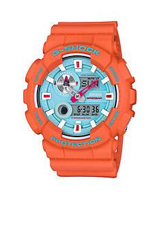 G-Shock In4mation Limited Edition Milestones Orange Watch