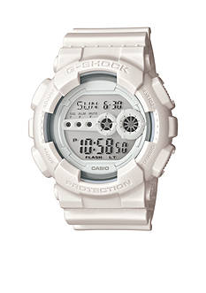 G-Shock Men's White Out Digital Watch