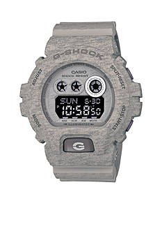 Grey Heathered G-Shock Watch