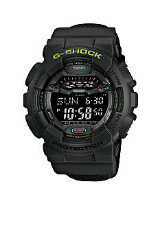 G-Shock Low Temp Resist in Green