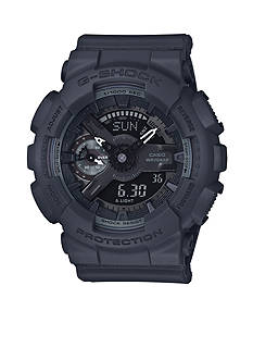 G-Shock Women's Dark Grey S Series Watch