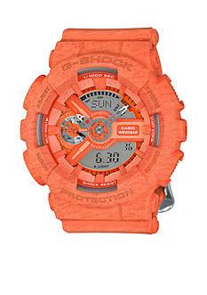G-Shock Women's Orange Heathered S Series Watch