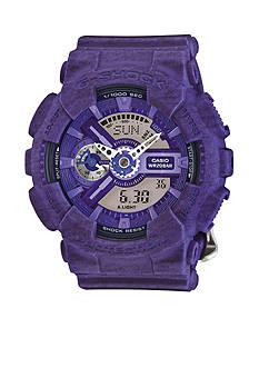 G-Shock Women's Purple Heathered S Series Watch