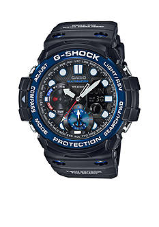 G-Shock Men's Black Gulfmaster Watch