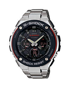Men's G-Steel Stainless Steel G-Shock Watch