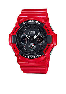 Men's Rescue Red Gulfmaster G-Shock Watch