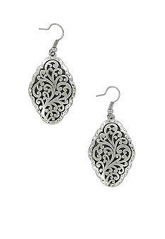 Erica Lyons Must Have Silver Scroll Earrings