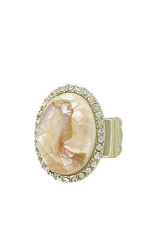Erica Lyons Mother of Pearl Ring