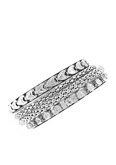 Erica Lyons Crystal Persuasion Bracelet