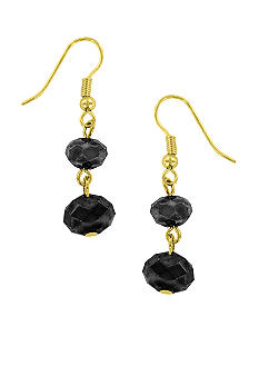 Erica Lyons Glass Rope Earring