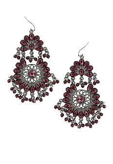 Erica Lyons Fire and Ice Earrings