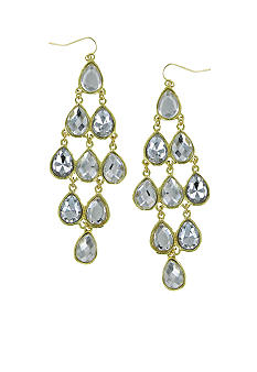 Erica Lyons Crown Jewels Earrings