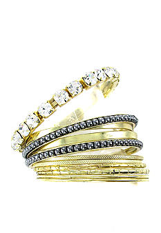 Erica Lyons Decadence Bangle Set