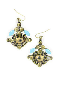 Erica Lyons Turquesa Earrings