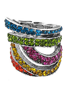 Erica Lyons Fashion Rings