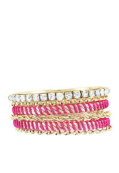 Erica Lyons Stacked Up Bracelet