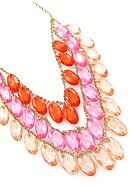 Erica Lyons Hot Tropic Necklace