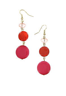 Erica Lyons Hot Tropic Earrings
