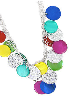 Erica Lyons Multi Colored Necklace