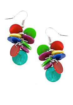Erica Lyons Multi Earrings