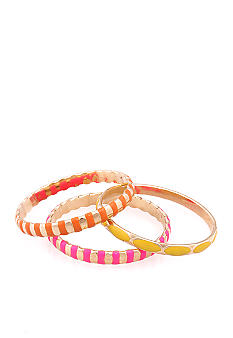 Erica Lyons Lemoncello Orange Crush Bracelet