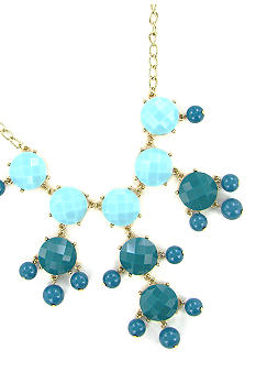 Erica Lyons Preppy Chic Bauble Necklace