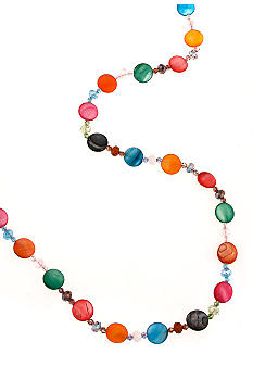 Erica Lyons Long and Lean Necklace