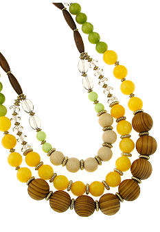Erica Lyons Block Party Necklace