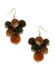 Erica Lyons Sahara Pierced Earrings