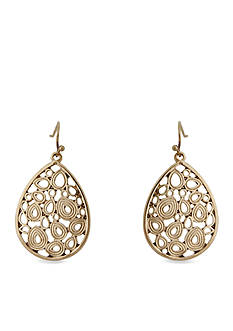 Erica Lyons Teardrop Earrings