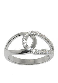 Belk Silverworks Interlocking Ring