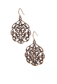 Lucky Brand Jewelry Thai Butterfly Earring