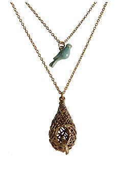 Lucky Brand Jewelry Layered Necklace