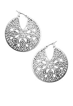 Lucky Brand Jewelry Openwork Earrings