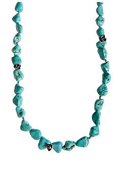 Lucky Brand Jewelry Turquoise Necklace