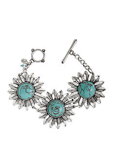 Lucky Brand Jewelry Sunflower Bracelet