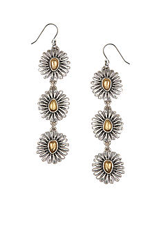 Lucky Brand Jewelry Floral Drop