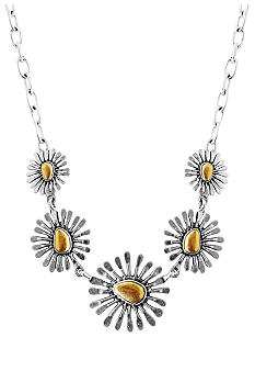 Lucky Brand Jewelry Floral Collar