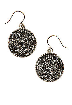 Lucky Brand Jewelry Pave Earrings