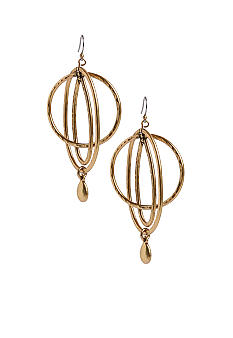 Lucky Brand Jewelry Orbital Earrings