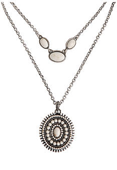 Lucky Brand Jewelry White Necklace