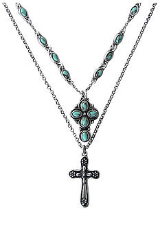 Lucky Brand Jewelry Cross Necklace