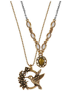 Lucky Brand Jewelry Novelty Pendant