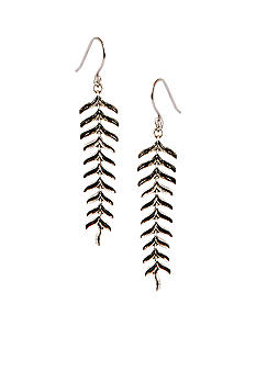 Lucky Brand Jewelry Linear Earrings