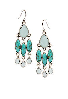 Lucky Brand Jewelry Chandelier Earrings
