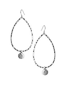 Lucky Brand Jewelry Hoop Earrings