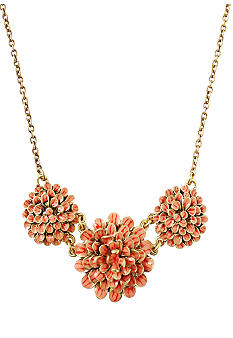 Lucky Brand Jewelry Floral Necklace
