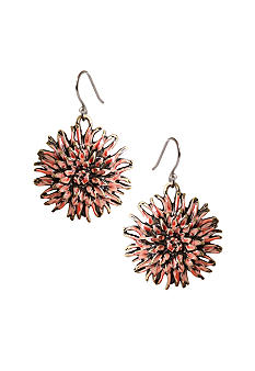 Lucky Brand Jewelry Floral Drop Earring