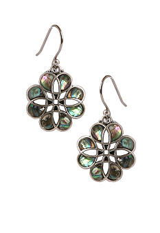 Lucky Brand Jewelry Mosaic Drop Earrings