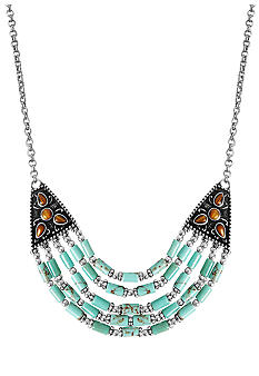 Lucky Brand Jewelry Collar Necklace